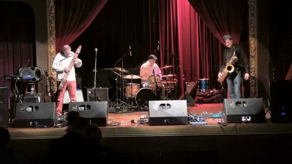 Super Z Attack Team, L-R: Jon Davis, Randy Doak, James DeJoie, photo by Danette Davis