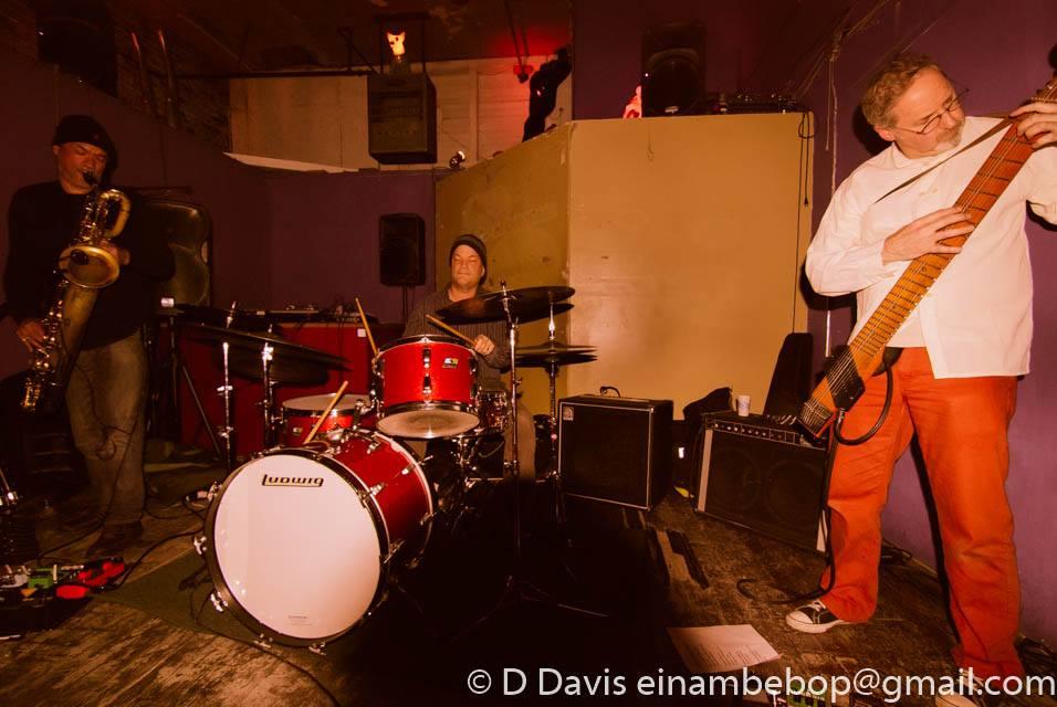 Super Z Attack Team, L-R: James DeJoie, Randy Doak, Jon Davis, photo by Danette Davis